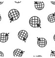 go to web seamless pattern background icon vector image vector image