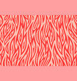 pink pattern with fire vector image vector image