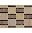 stone tile seamless background vector image vector image