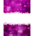 Gold christmas background with copy space EPS 8 vector image vector image