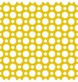 seamless polkadot pattern vector image vector image