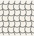 stylish geometric pattern - seamless vector image
