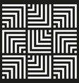 chevron-square-pattern-background vector image vector image