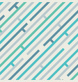 abstract pattern with diagonal stripes on texture vector image vector image