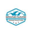 home logo design vector image vector image