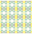 Seamless geometric pattern background vector image