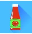 Tomato Ketchup vector image vector image