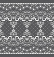 romantic lace seamless pattern retro design vector image vector image