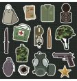 Military stickers vector | Price: 3 Credits (USD $3)