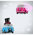 Two in Love Cartoons vector image vector image