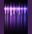purple melt wave speed overlap abstract background vector image vector image