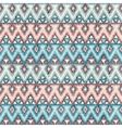 ethnic zigzag tribal seamless pattern vector image