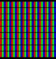 Lcd pixels pattern