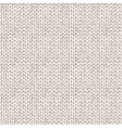 Seamless knitted hand drawn background vector image vector image
