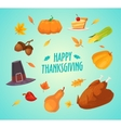 Beautiful colorful Happy vector image vector image