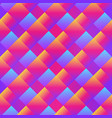 vibrant mosaic seamless texture vector image vector image