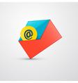 Envelope - E-mail Icon vector image