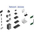 gadget devises vector image