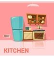 Kitchen Retro Design