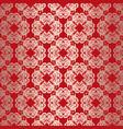 elegant pattern background vector image vector image