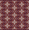 native geometric art print ethnic seamless vector image