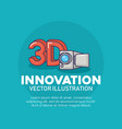 innovation technology image vector image vector image