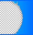 torn paper4 vector image