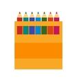 Color Box vector image