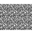 monochrome pattern with fire vector image