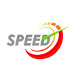 Speed banner internet connection car power race