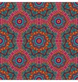 Abstract Tribal vintage ethnic seamless pattern vector image