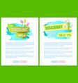 best discount 30 off sdvertisement sticker sale vector image vector image