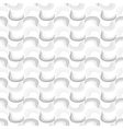 Seamless wave hand-drawn pattern background vector image vector image