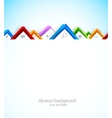 Abstract web template vector image