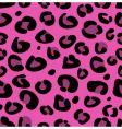 leopard texture vector image vector image