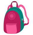 fashion handbag vector image