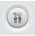Secure Deal Icon vector image vector image