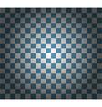 checkered backdrop vector image vector image