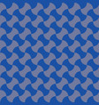geometric pattern in blue and grey vector image vector image