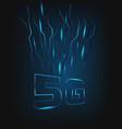 5g internet connection concept vector image