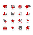Blog icons vector | Price: 1 Credit (USD $1)