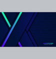 modern dynamic with colorful gradient futuristic vector image vector image