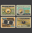 cryptocurrency commerce service bitcoin mining vector image vector image