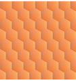 hexagonal low poly vector image