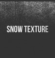 snow texture christmas background vector image vector image
