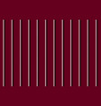 classic dark red striped background seamless vector image