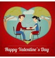 Coffee lovers Day vector image