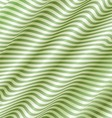 Light Green Wave Background vector image