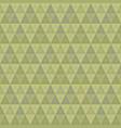 seamless pyramid pattern vector image vector image