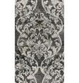 Vintage damask baroque pattern beautiful